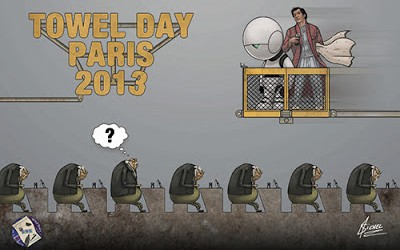 Towel Day 2013 is coming !
