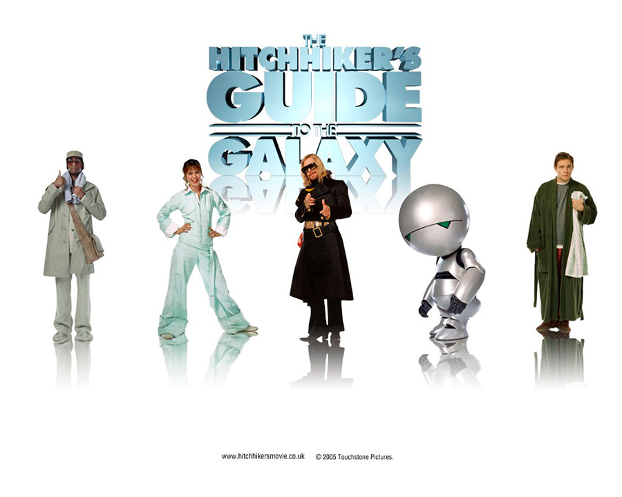 TheHichhikersGuideToTheGalaxy-characters
