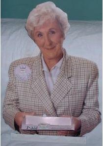 Douglas Adams' mother